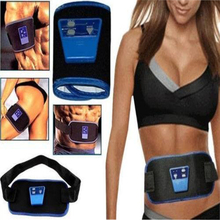 Massager AB Gymnic Electric Body Massager Muscle Arm leg Waist Abdominal Massage Exercise Toning Slimming Belt Slim Fit Massager