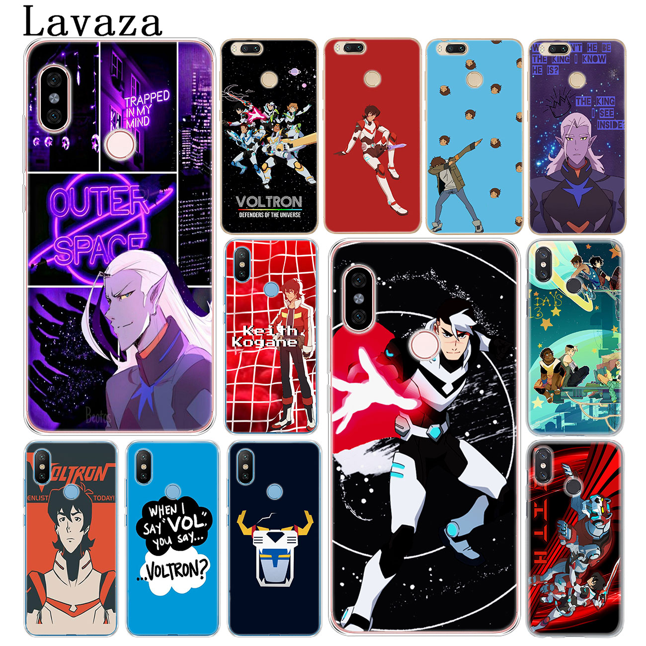 Pattern Akira Voltron Rainbow Six Siege Yugioh Phone Cover For Xiaomi Redmi Note 6 Case 5 Pro 4a 5 Plus 5a Prime 4x 6a Soft Fitted Cases Phone Bags & Cases