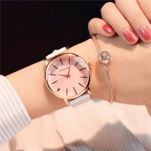 Womens Watches Exquisite Simple Style Luxury Fashion Quartz Ladies Wristwatches Brand Woman Clock Montre Femme