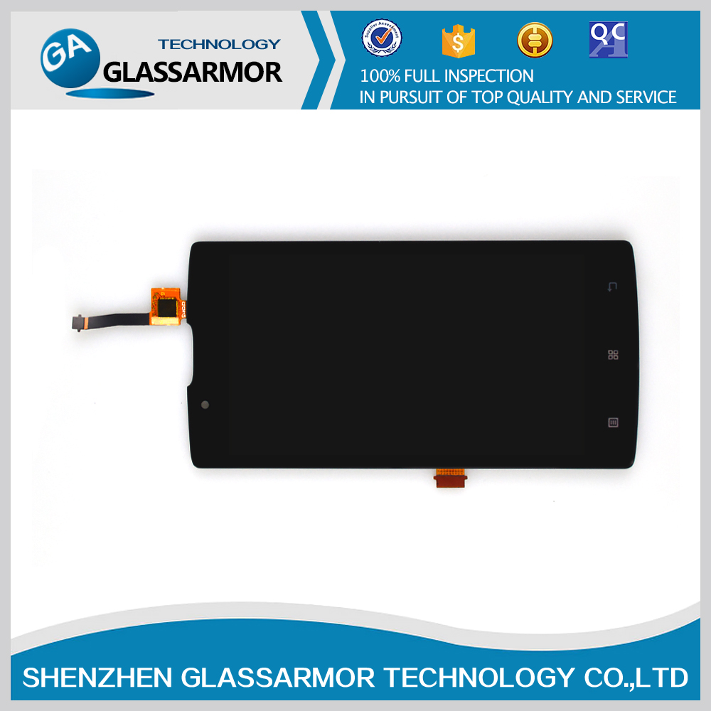 GALSSARMOR Original New For Lenovo A2010 LCD Display Touch Screen Digitizer Assembly Sensor For Lenovo A2010 Free Shipping
