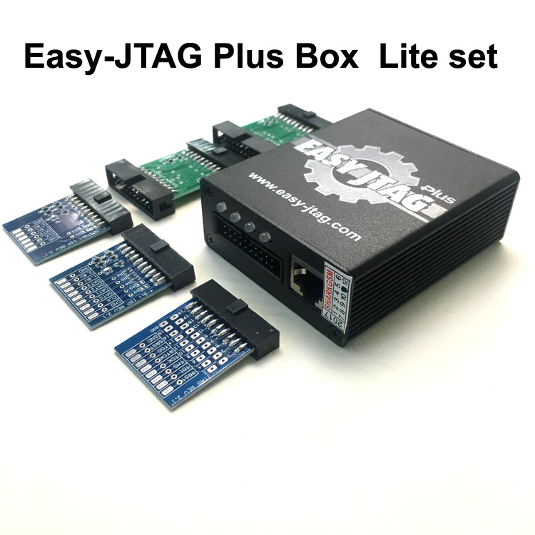 Nueva versión Easy Jtag plus box Easy-Jtag plus box para HTC/Huawei/LG/Motorola/Samsung/SONY/ZTE