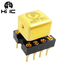 قطعة واحدة من مكبر صوت HiFi طراز LME49720HA ثنائي Op Amp مُطور AD827JN
