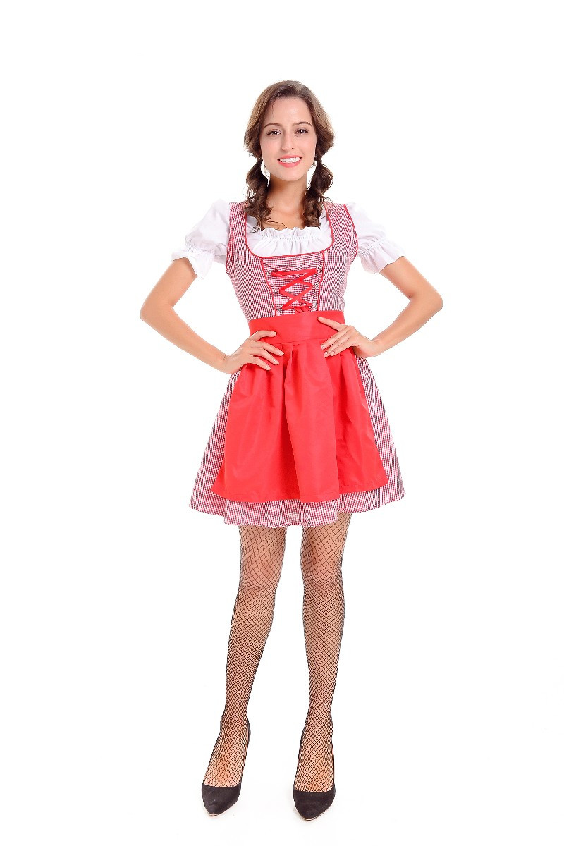 Sexy Womens Beer Maid Wench German