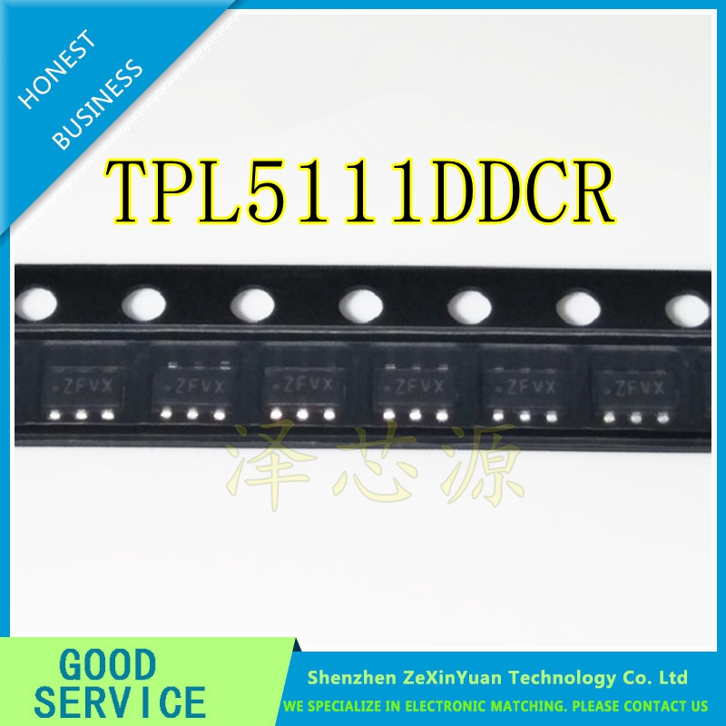 50PCS TPL5111DDCR TPL5111 ZFVX SOT 23 6 New original