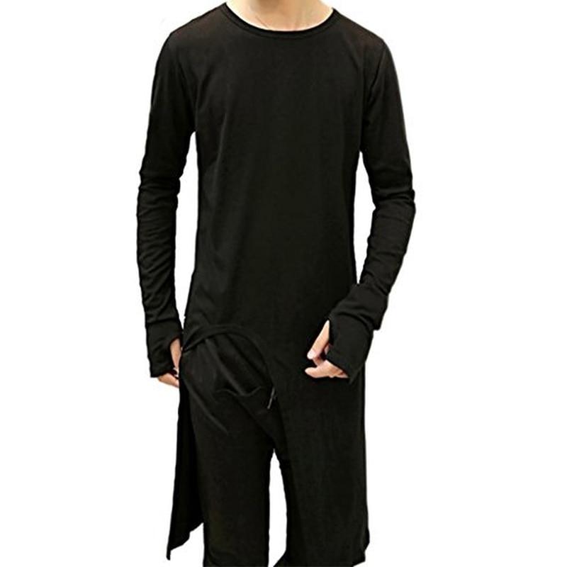 Aliexpress.com : Buy New Arrival Cotton T shirt Black Long Sleeve ...