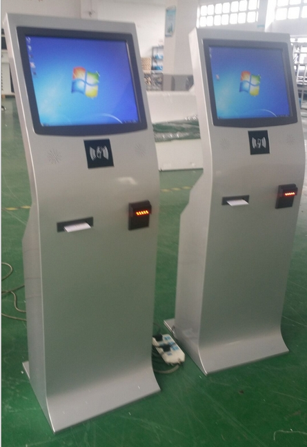 Ticketing Vending Kiosk/ Self-service Terminal/ Bank Payment Kiosk Customized All In One Printing Machine