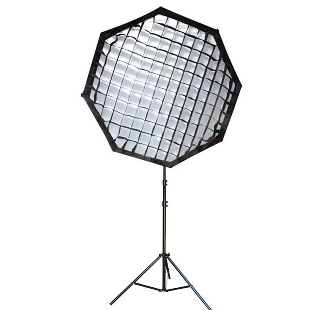 Neewer 30x30/80cmX80cm Grid Octagon Umbrella Speedlite Softbox Bowens Mount Speedring for Nikon/Canon/Sony/Pentax/Olympus