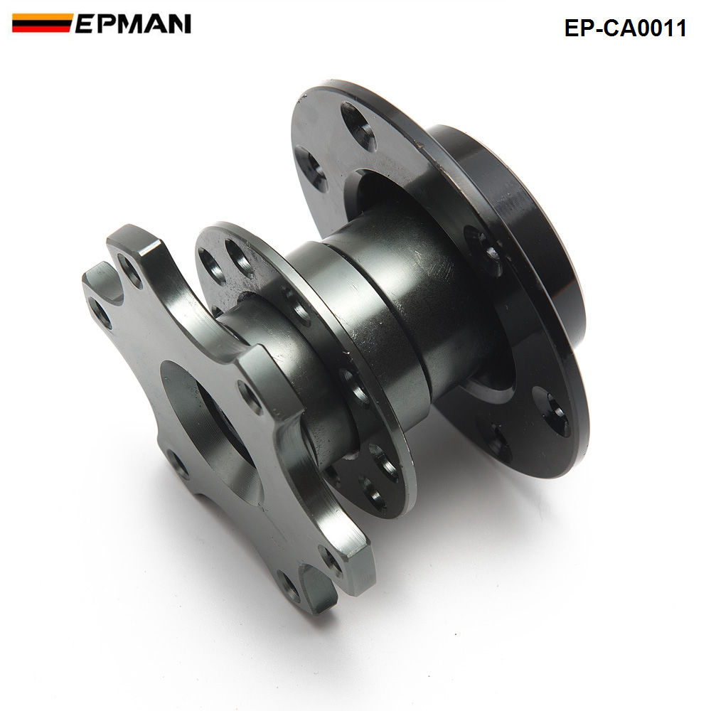 Рулевое колесо отщелкивается Quick Release концентратор адаптер Босс Комплект Универсальный для BMW e34 EP-CA0011