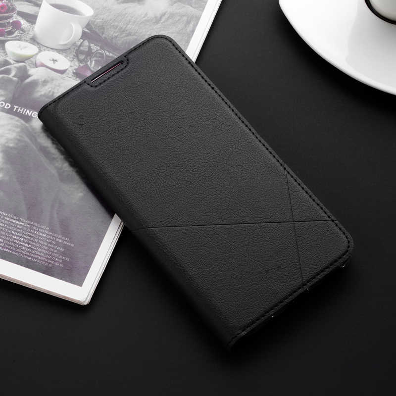 Hand Made For Huawei Honor 20 pro 8X 9 10 20 Lite Leather Case PU Flip Cover Card Slot
