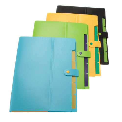 Affordable  Document Holder folder Storage Binder pouch Package for A4 paper