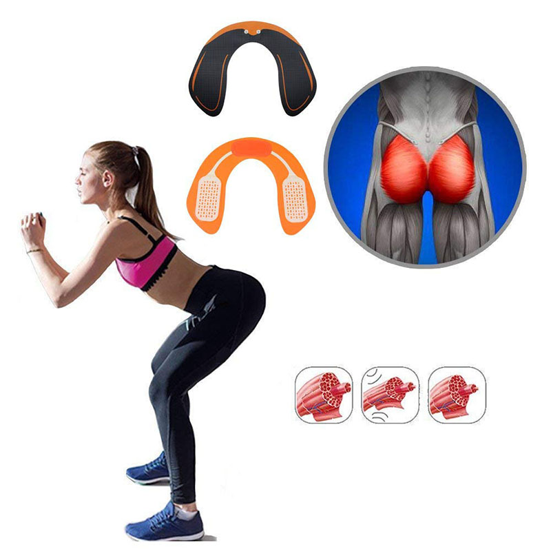 Hips Trainer Buttocks Butt Muscle Electro Stimulator ABS EMS Electronic Intelligent Vibration Massage Sport Fitness Equipment (2)