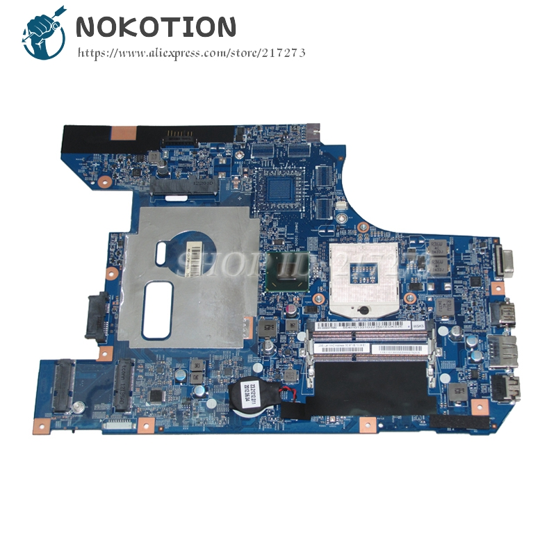 NOKOTION 10290-2 48.4PA01.021 LZ57 MB MAIN BOARD For <font><b>Lenovo</b></font> B570 <font><b>B570E</b></font> V570 V570C Motherboard HM65 UMA DDR3 image