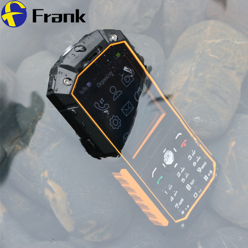 Original Big battery Torch Waterproof Phone ip67 Dustproof Phone Shockproof Senior Old Man Student Phone