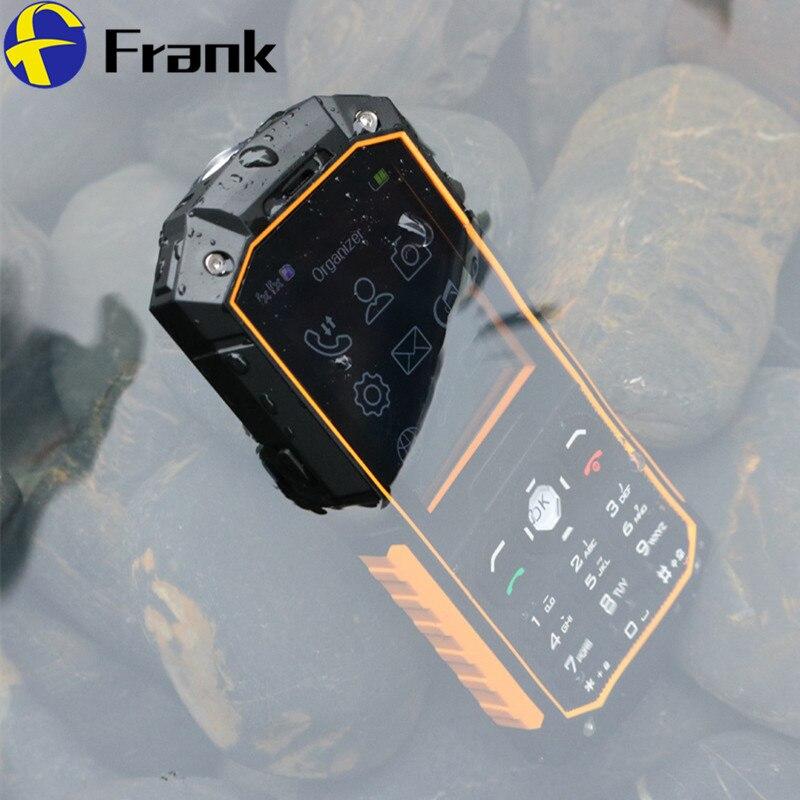Водонепроницаемый телефон ip67, пыленепроницаемый, с большим аккумулятором