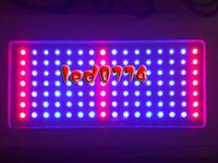 Grow light free shipping New 120W LED Plant Hydroponic Lamp Grow Lights 2:7 Red 630NM&460NM