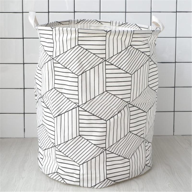 2019 New Wardrobe Kids Organizer Bins Box For Toys: Extra Large Laundry Basket Storage Bag For Shoes Clothing