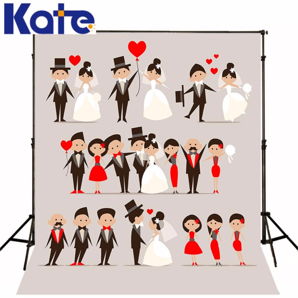 Kate Romantic Wedding Photography Backdrops Cartoon Villain Background Creative Wedding Photography Photo Large Size Ph kate flower wall pink backdrop romantic wedding photography backdrops spring photography backdrops large size seamless p