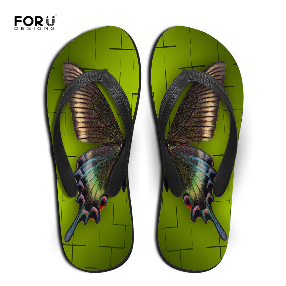 Fashion Summer Shoes Women Flip Flops Female Beach Slippers Water-resistant Flat Slippers Sandle Soft Comfortable Shoes