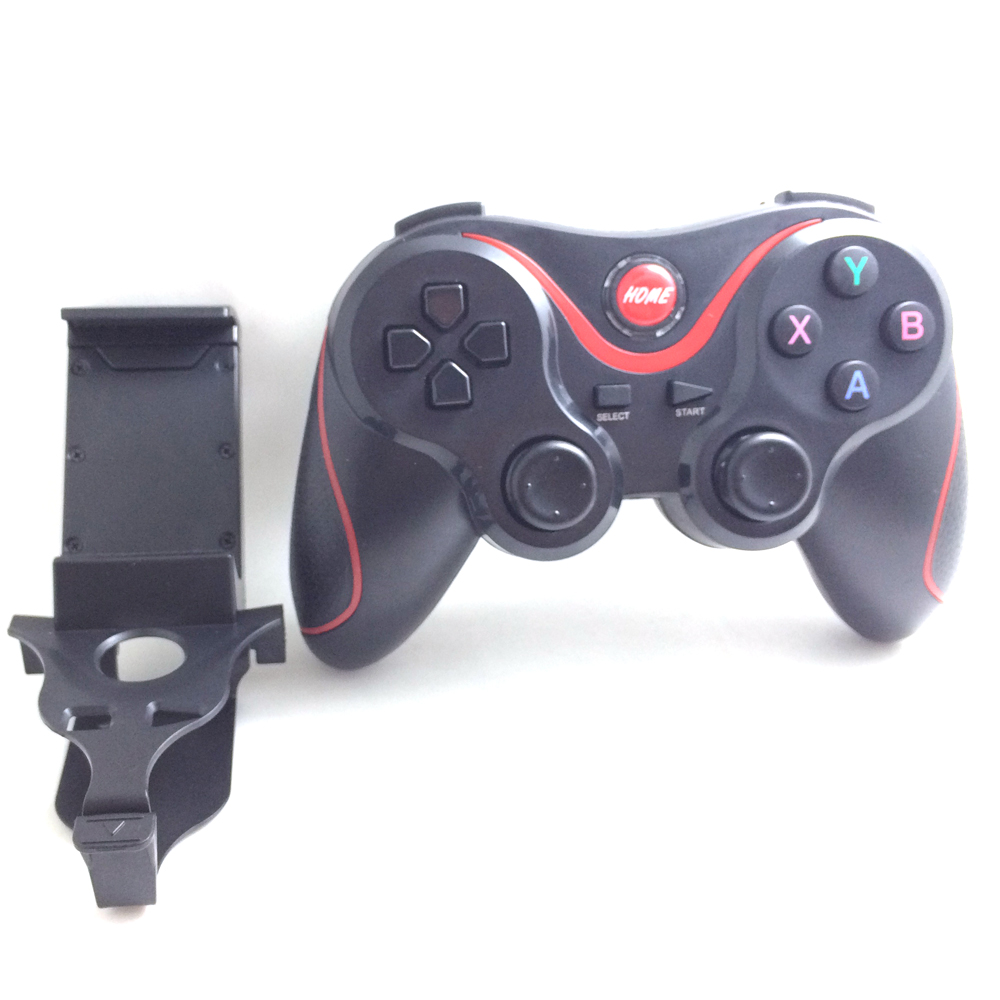 10pcs a lot Smart Phone Game Controller Wireless Joystick Bluetooth for Android font b Gamepad b