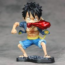 Anime One Piece Monkey D Luffy GK Luffy Changing Ver. PVC Action Figure Collectible Model Kids Toys Doll 7 one piece monkey d luffy battle ver figuarts zero boxed pvc action figure collection model toy gift
