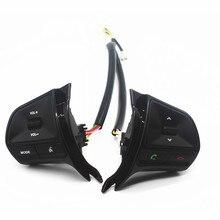 PUFEITE для KIA RIO k2 2012- Многофункциональная кнопка управления рулем, кнопка управления аудио, каналом и bluetooth