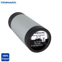 Kalibrator poziomu dźwięku hałasu kalibrator 94 dB i 114 dB TM100 tanie tanio Tenmars 94dB and 114dB Class 2 Dual Level Calibrator 1kHz + - 4 1013 mbar