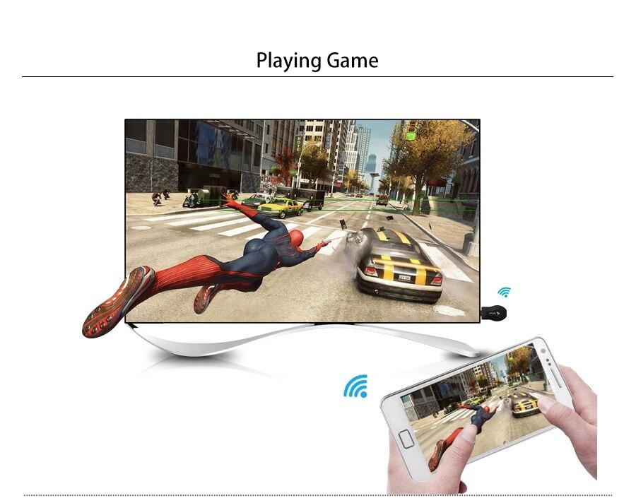2 шт. EZcast m2 HDMI WiFi Дисплей Поделиться адаптер ТВ stick медиаплеера 1080 P получать окна IOS Andriod VS Chrome литой Miracast