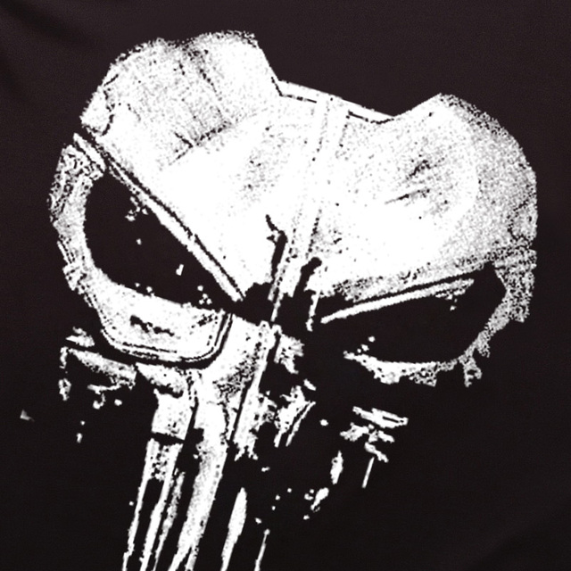 SKULL PUNISHER 3D T-SHIRT (6 VARIAN)