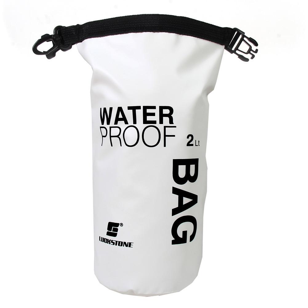 2L Waterproof Swimming Dry Bag Ultralight Handbag Phone Camera Storage Bag For Camping Floating Boating Kayaking Drifting