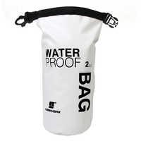 2L Waterproof Dry Bag Ultralight Handbag Swimming Phone Pouch Camera Storage Bag for Camping Floating Boating Kayaking Wet Bag