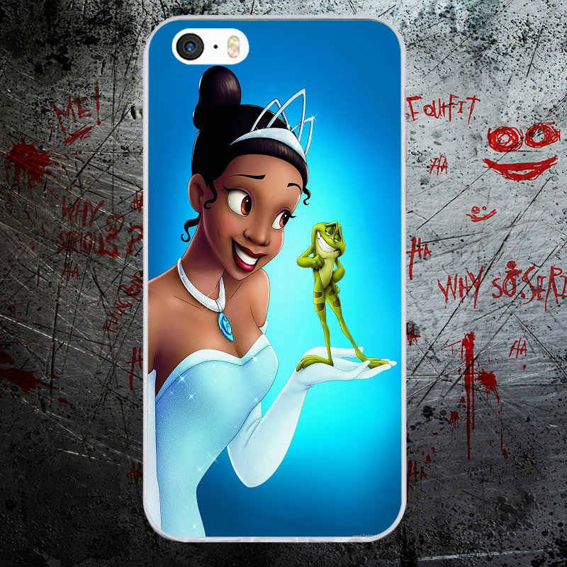 uk availability 65381 698c7 Detail Feedback Questions about For iphone 5 Case Princess Tiana ...