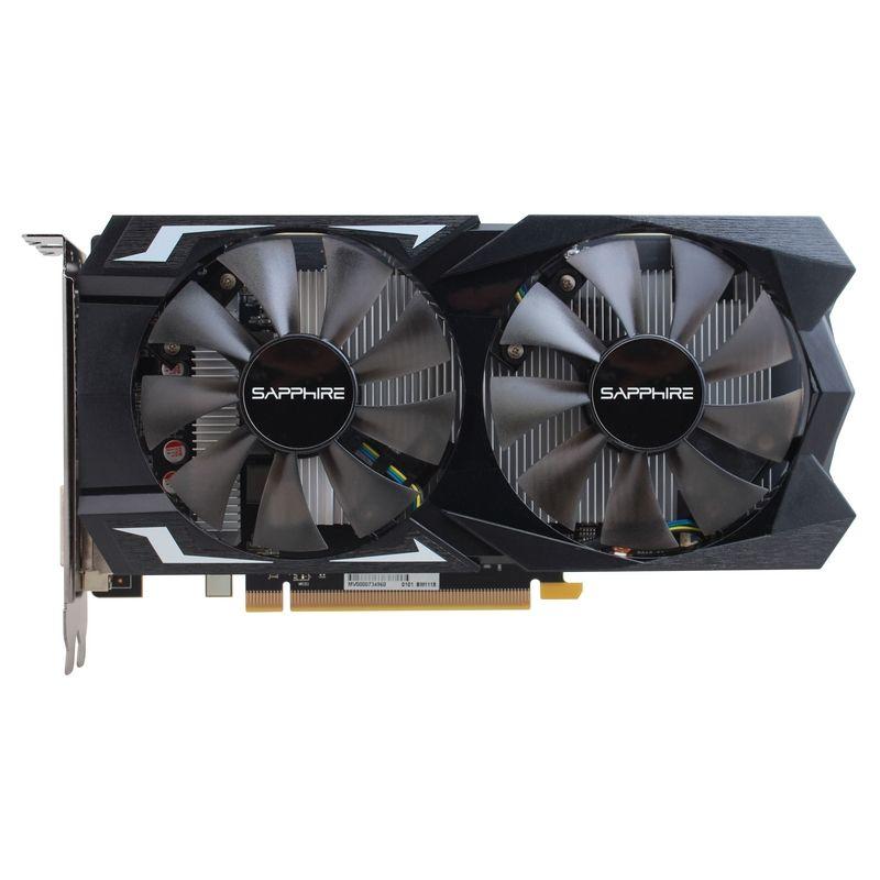 Utilisé, Sapphire Radeon Rx560D 4 Gb Gddr5 Pci Express 3.0 Directx12 Vidéo de Jeu carte graphique Externe carte graphique Pour ordinateur de Bureau
