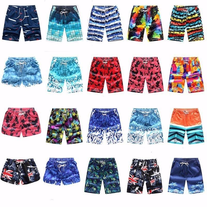 Beach-Shorts Hip-Hop High-Quality Summer Camouflage Men/women Sandy Fashion Casual Couples