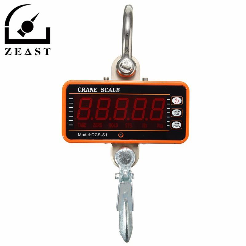 1000 KG lbs báscula colgante Digital LCD grúa de alta precisión de alta resistencia-in Instrumentos de pesaje from Herramientas on AliExpress - 11.11_Double 11_Singles' Day 1