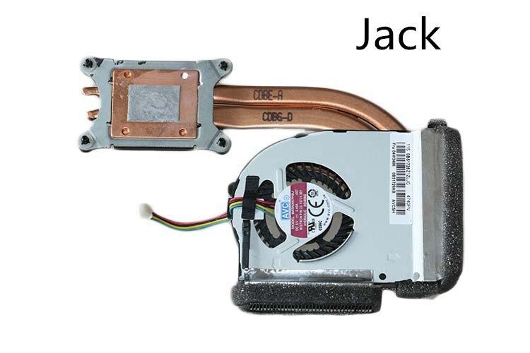The new Thinkpad laptop Radiator cooling fan CPU integration T430T430s T430si FRU 04W3486 Cooler Radiator Heatsink new laptop fan for acer aspire 8940 8935 ab1205hx ldb cpu fan with heatsink original 8940 8935 cpu cooling fan laptop radiator