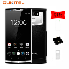OUKITEL K10000 Pro 4G Smartphone MTK6750T Octa Core 32G ROM 3G RAM 5.5″FHD IPS Android 7.0 Mobile Phones 13MP Press Fingerprint