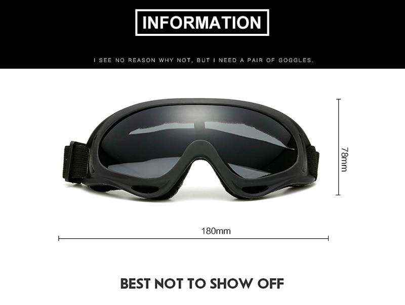 mens ski goggles