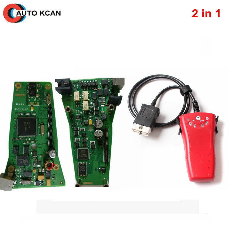 Best Chip New Arrival Latest Version V168 for can clip N issan 2 in 1 2in1