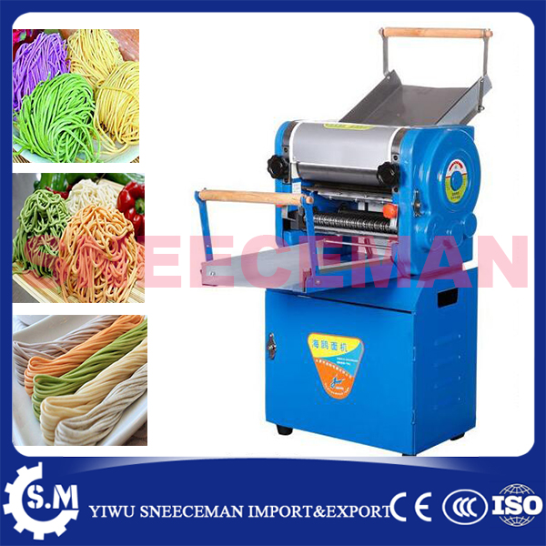35-40kg/h Commercial Pasta machine, Electric Pasta Noodle Maker machine, household noodles machine with best quality small resistance easy to clean 30 40kg h ramen maker machine pasta noodle making machine