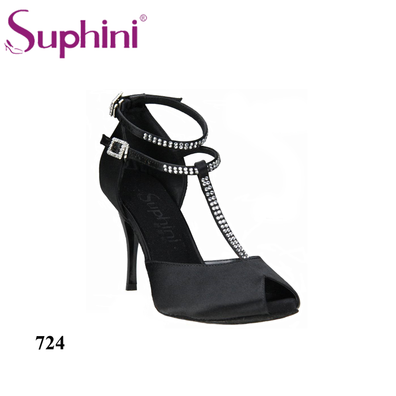 Free Shipping Woman Sexy Latin Tango Dance Shoes Zapatos Suphini Dance Shoe