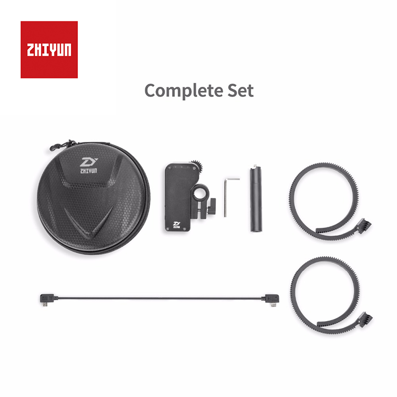 Zhiyun Crane 2 Servo Follow Focus for All Canon Nikon Sony Panasonic DSLR Camera With Zhiyun Handeld Gimbal Crane 2 Accessories цена