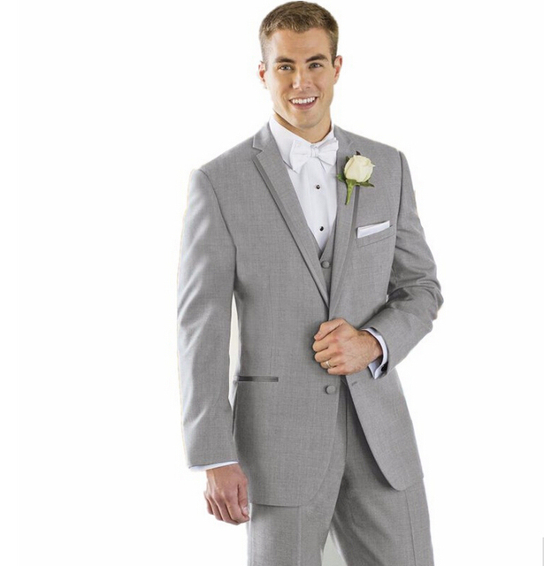 Aliexpress buy men suits classic wedding suits lapel mens men suits classic wedding suits lapel mens wedding tuxedos for men groom suits three piece suit junglespirit Images