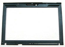 New Original Lenovo Thinkpad X200 X201 X200S X201I front bezel 44C9541 free shipping стоимость