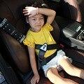Черный Регулируемая Малышей Стайлинга Автомобилей Дети Безопасность Ремень безопасности Фиксированной Автоматического Подключения Ремни Клип Блокировка Пряжка Ремень
