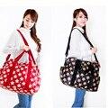 Fashion star projeto grande impermeáveis fraldas fralda mudando saco do bebê ajustável sacola bolsa sacos de mulheres mensageiro