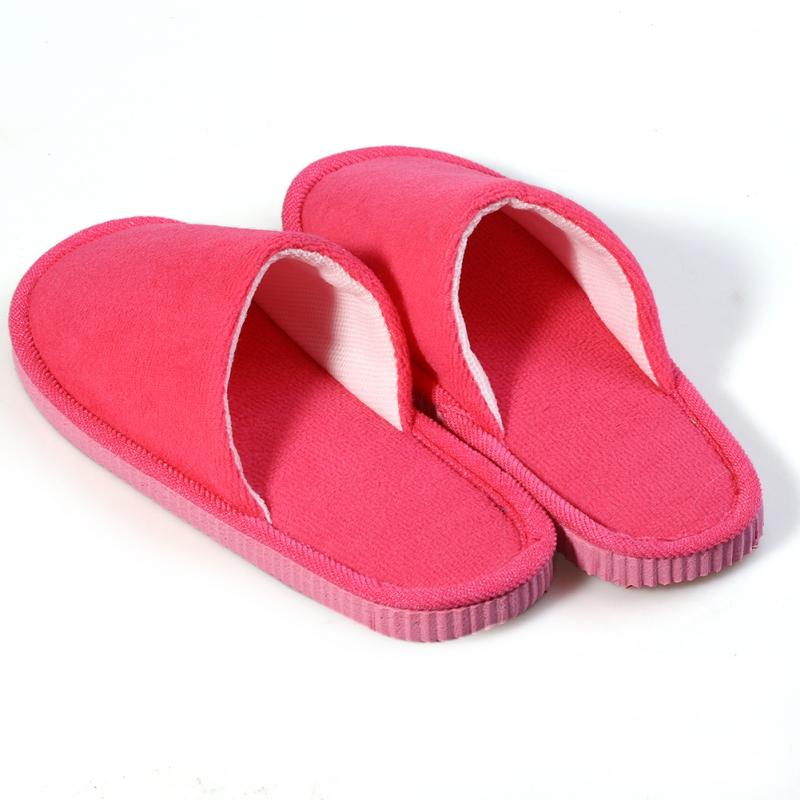 Big Discount Fashion 2017 Women's Slippers For Home Use Mans Footwear Couple Cotton House Shoes Female Slippers Gifts For Lovers