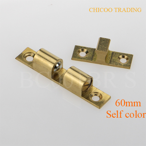 Cupboard Door Fasteners Ironmongery World 16mm Or 19mm Mortice Self Color 60mm Brass Double Ball Catch & Cupboard Door Fasteners u0026 Marvelous Cabinet Door Latches Image Of ... pezcame.com