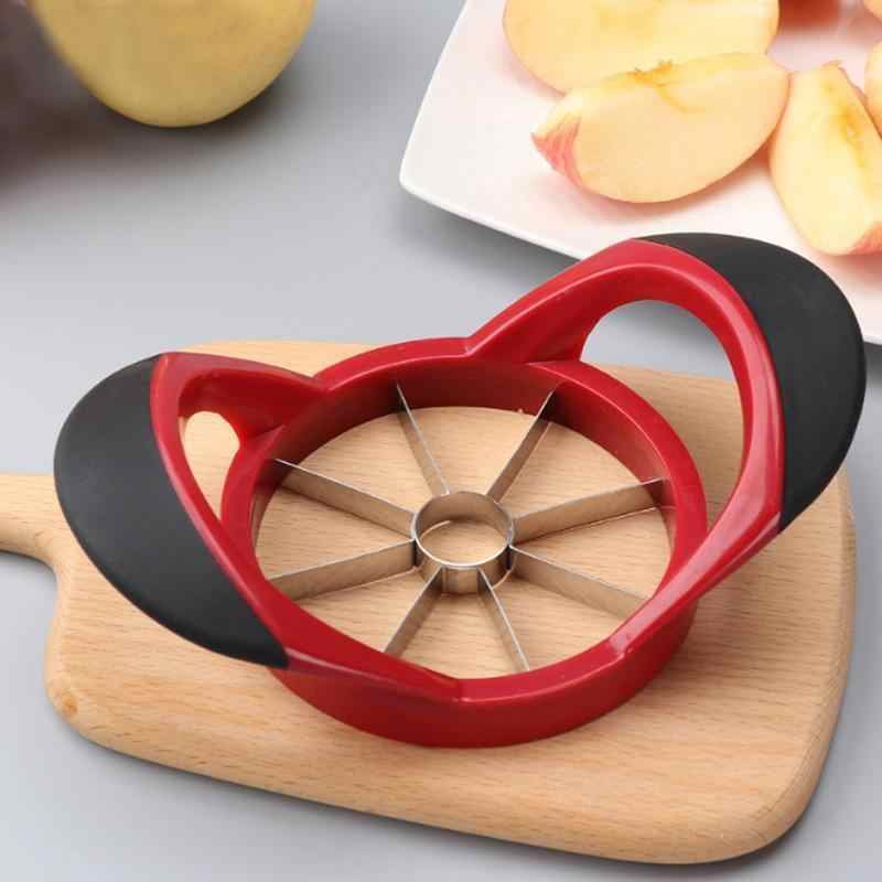 Stainless Steel Fruit Apple Pear Easy Cut Slicer Cutter Divider Peeler cut fruit Multi-function Eco-Friendly Easy Clean