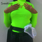 Sweetown Sexy Long S...