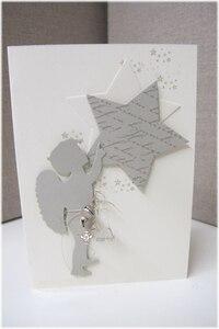 Image 4 - חזירון מלאכת מתכת חיתוך מת לחתוך למות עובש מלאך כנפי ילד Scrapbook נייר קרפט סכין עובש להב אגרוף שבלונות מת